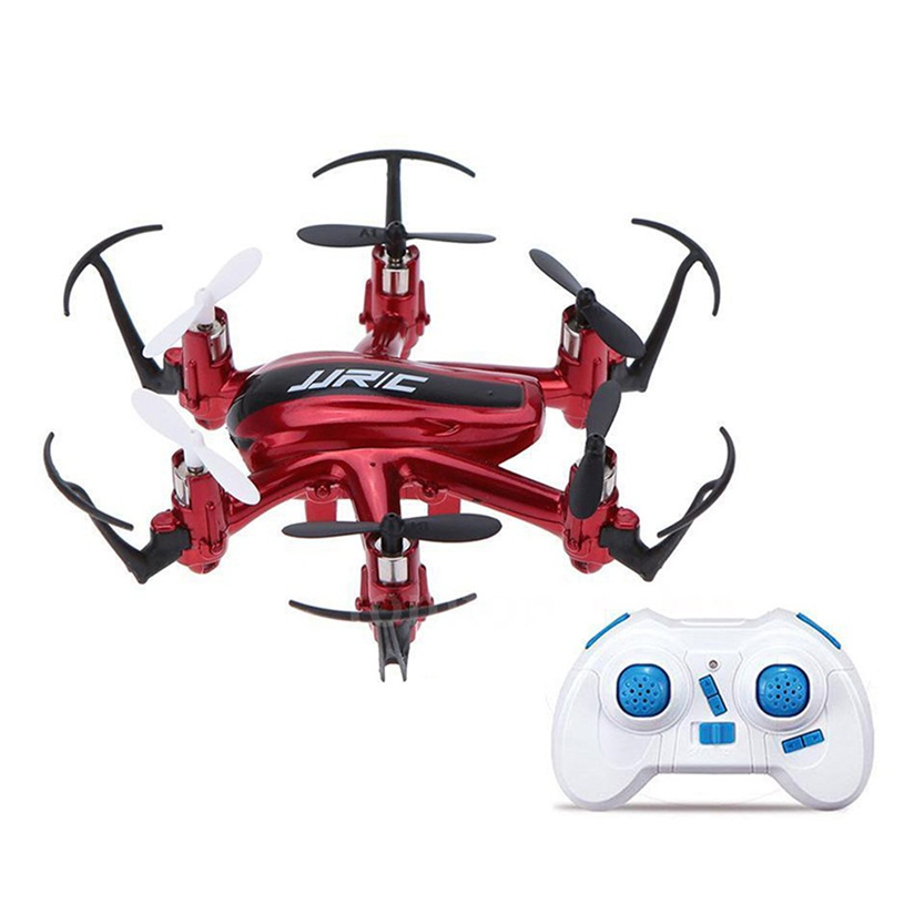 JJRC H20 Mini Pocket Drone Hexacopter 2.4G 4 Channels 6 Axle Gyro Headless Modus RTF MODE2 Toy Compact and lightweight... by