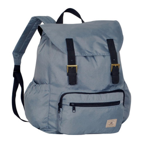 "Everest Stylish Rucksack  16"" x 11.8"" x 5.5"""