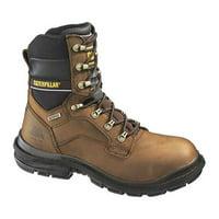 """Men's Caterpillar Generator 8"""" Waterproof Steel Toe Work Boot"""