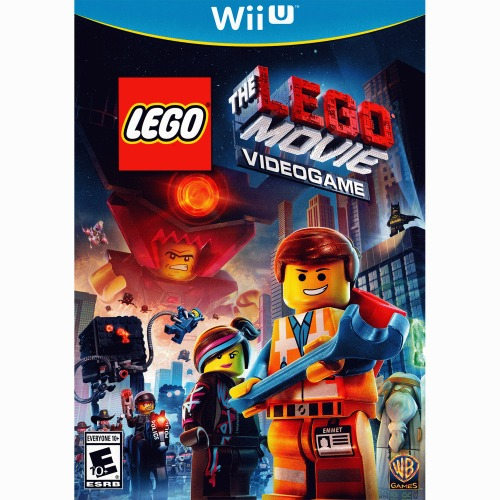 Warner Bros. The LEGO Movie Videogame (Wii U)