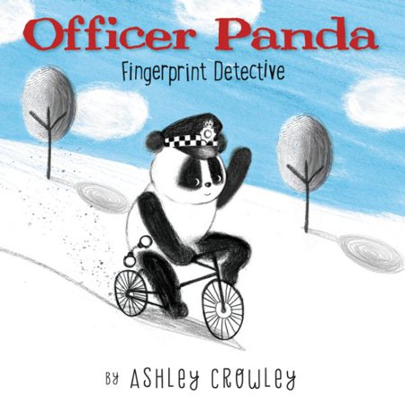 Officer Panda: Fingerprint Detective](Officer Judy)