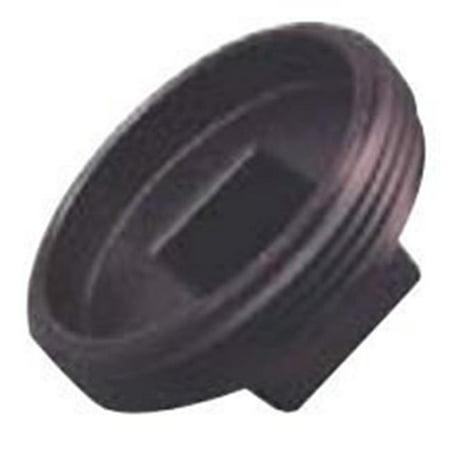 LaSalle Bristol L64-633051 1.5 in. Threaded Fitting Plug, Black - image 1 de 1