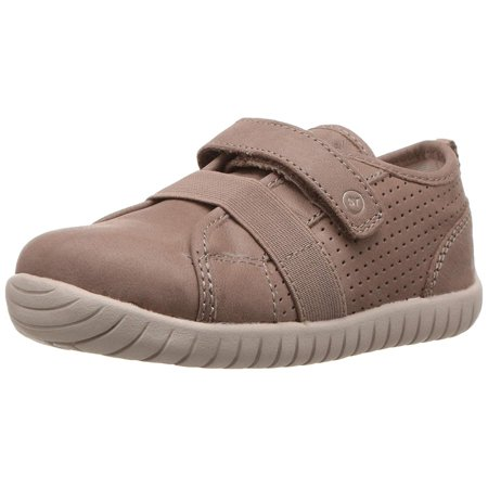 Stride Rite Baby Girl Srt Riley Leather  , Tan, Size 4.5 W Us Toddler
