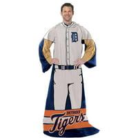 "MLB Detroit Tigers Player 48"" X 71"" Full Body Comfy"