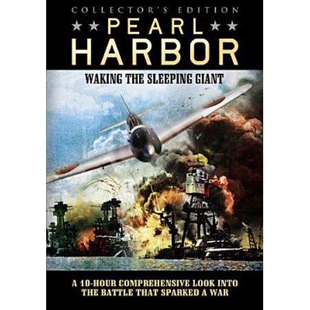Pearl Harbor: Waking The Sleeping Giant (DVD)