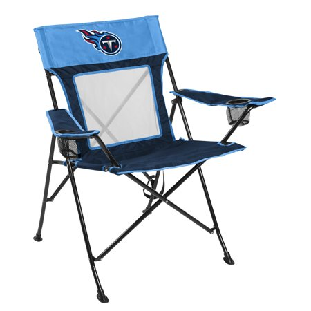 Rawlings NFL Gamechanger Chair, Tennessee - Tennessee Titans Cube