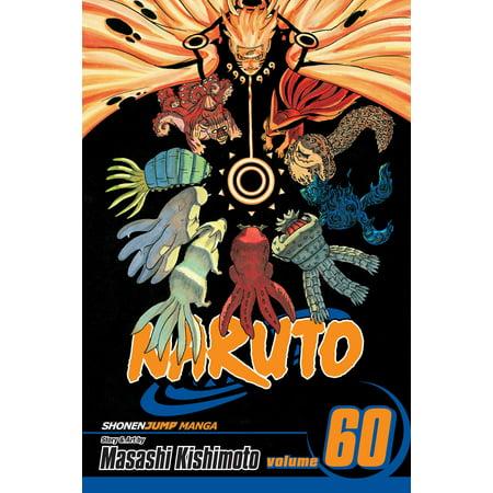 Naruto, Vol. 60 (Naruto Singles)
