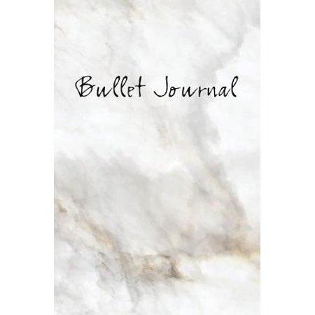 Bullet Journal: Dot Bullet Journal, a Dotted Matrix Notebook and Planner, Small Blank Dot Grid Journal (5.25x8) -