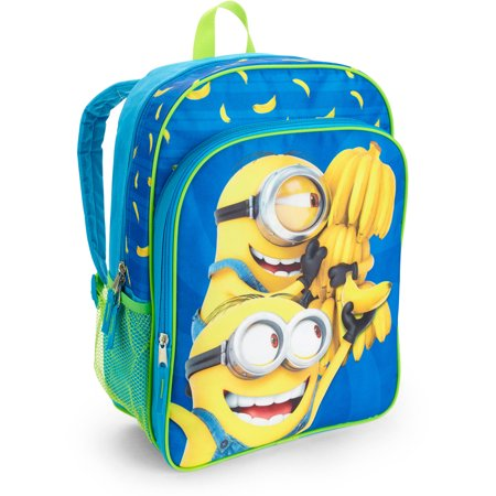 "Despicable Me Banana Party 16"" Backpack"