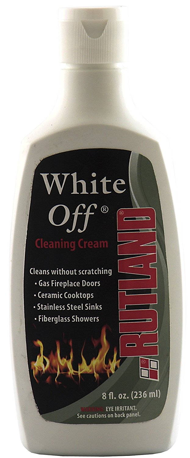 1/2-Pint White-Off Glass Cleaner, 8 Fluid Ounce, USA, Brand ...