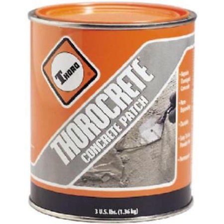 Thorocrete 3 LB Concrete Patch Cement Based Patching Material
