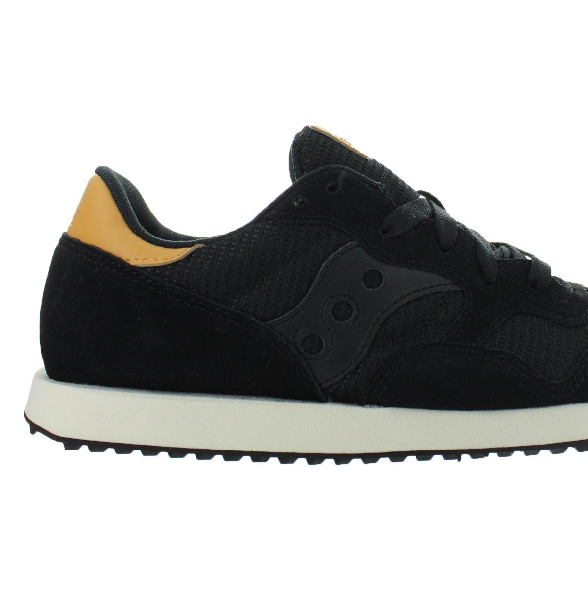 Click here to buy Mens Saucony DXN Trainer Black Tan White S70124-50.