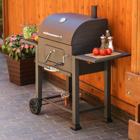 Landmann Vista Barbecue Charcoal (Chrome Charcoal Grill)