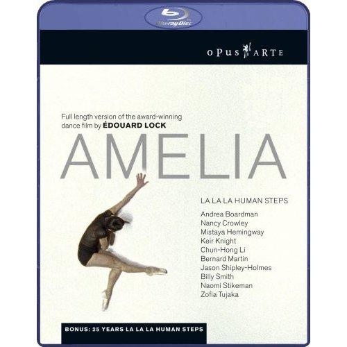 La La La Human Steps: Amelia (Blu-ray) (Widescreen)