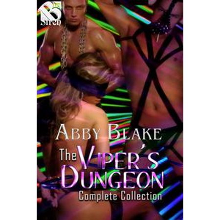 The Viper's Dungeon Complete Collection - eBook