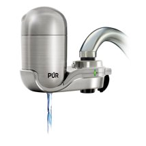 Water Filters: PUR Advanced Faucet Filtration System with LED Filter Status