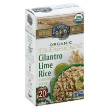 Rice: Lundberg Cilantro Lime Rice