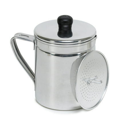 Mainstays Aluminum 1.5 Quart Silver Grease Dispenser ()
