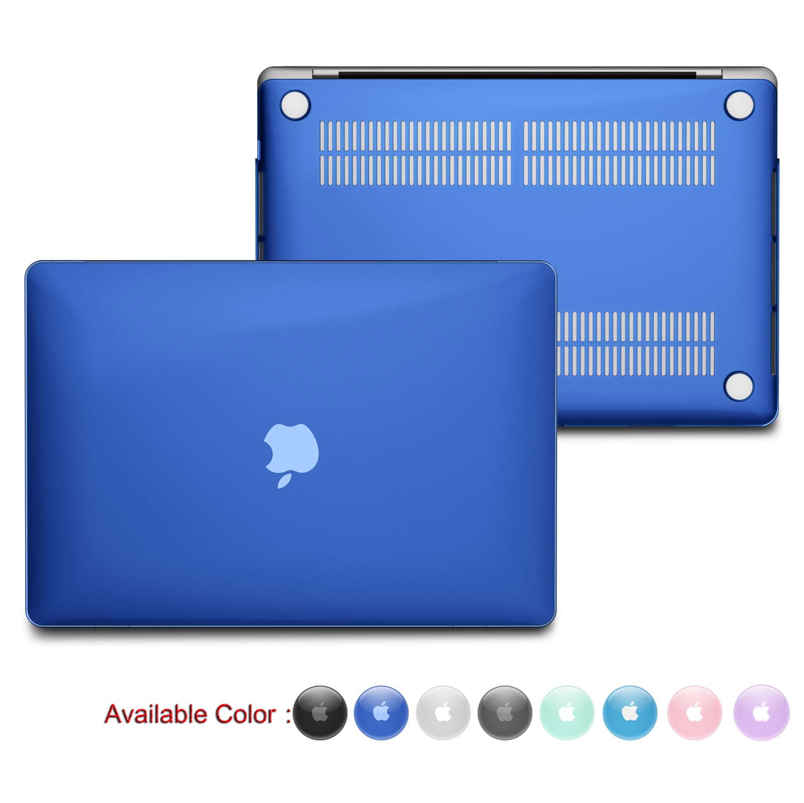 """LCD Bag +Mouse 5 in1 Crystal GREEN Case for Macbook PRO 15/"""" Keyboard Cover"""
