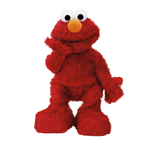 Fisher-Price Sesame Street Elmo Live