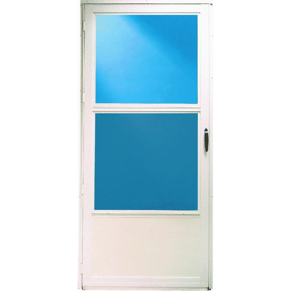 CROFT Gibraltar Style 266 Aluminum Storm Door