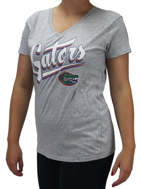 fef4f12d72c Product Image Creative Apparel Women  s Florida UF Gators V-Neck T-Shirt