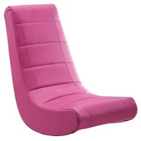 Dwell Vinyl Faux Leather Video Rocker - Available in Multiple Colors