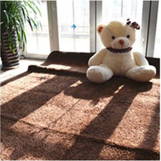 Nk Home Rugs 16x24 Rectangle Oblong Shape Bedroom Fluffy Anti Skid Shaggy Area Decration Office Sitting Drawing Room Gateway Door Carpet Play