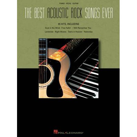 The Best Acoustic Rock Songs Ever (Paperback)