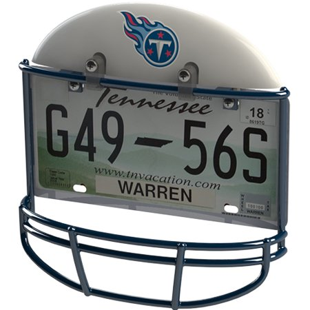 Tennessee Titans Helmet License Plate Frame - No Size