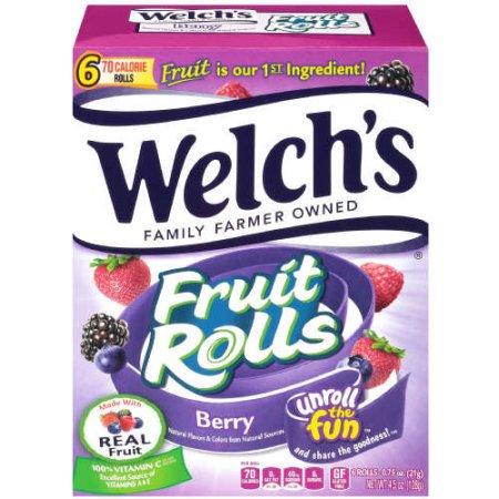 Welch's Fruit Rolls ()