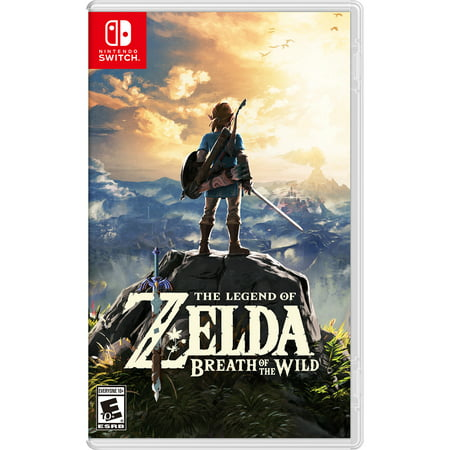 The Legend of Zelda: Breath of the Wild, Nintendo, Nintendo Switch,