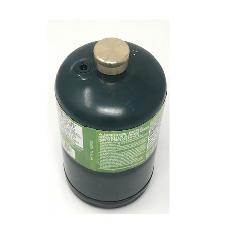 Grill Parts Zone 1 LB Propane Gas Bottle Cylinder Propane ...