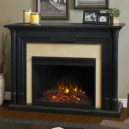 Real Flame Maxwell Grand Electric Fireplace Walmart Com