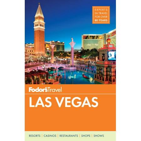 Fodor's Las Vegas - Paperback: 9781101880128