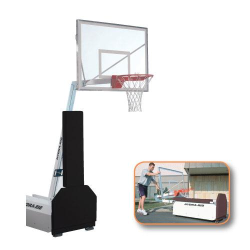 Spalding Fastbreak 940 Portable Basketball Standard by Spalding