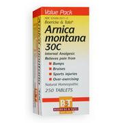 Arnica Montana 30C Boericke & Tafel 250 Tabs