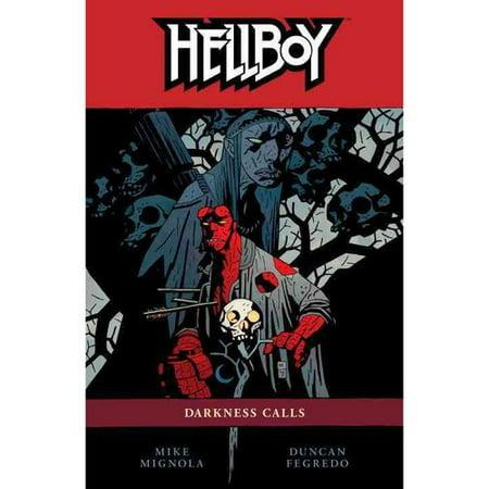 Hellboy 8: Darkness Calls by