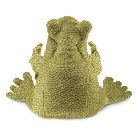 Folkmanis Funny Frog Hand Puppet - image 1 of 3