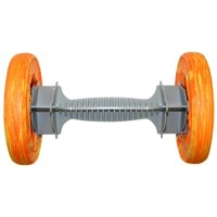 Aqua Sphere Variable Resistance Set of 2 Dumbbells, With 4 Discs