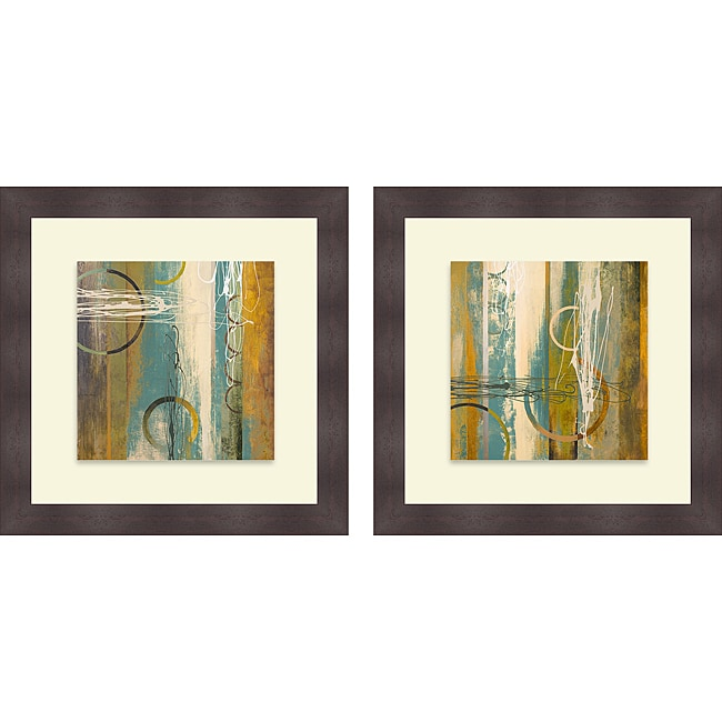 Framecrafters Michael Marcon 'Earthbound I & II' Framed Print