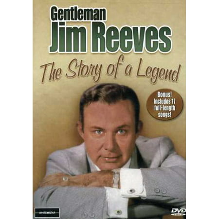 Gentleman Jim Reeves: The Story of a Legend (DVD)