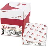 Nekoosa Premium Fast Pack Three-part Digital Carbonless Paper, 1 Carton