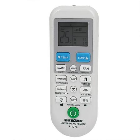 F 127e Universal A C Remote Controller For Hitachi Sharp