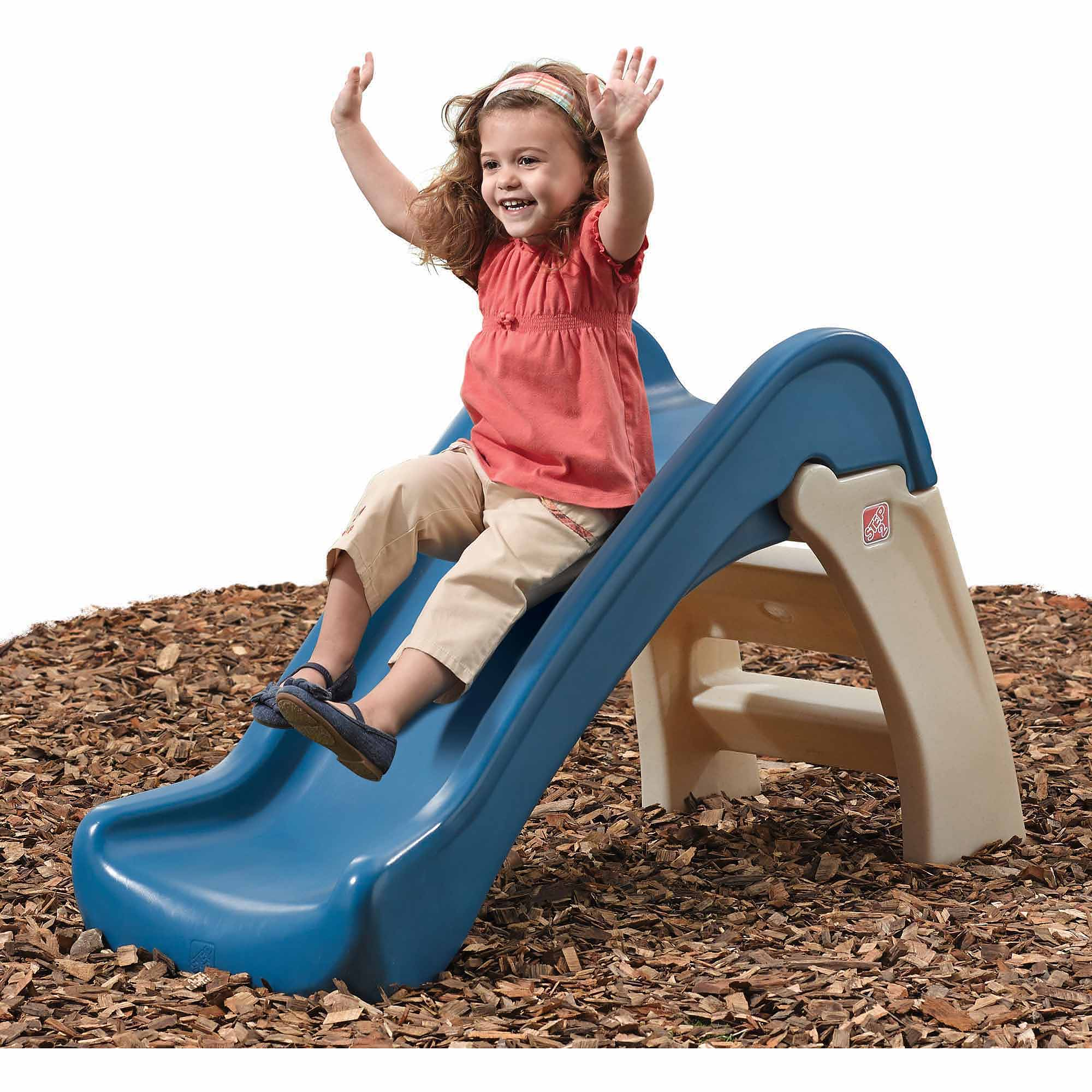 Step2 Play & Fold Junior Slide