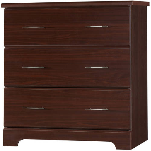 Storkcraft Brookside 3 Drawer Dresser Chest Espresso