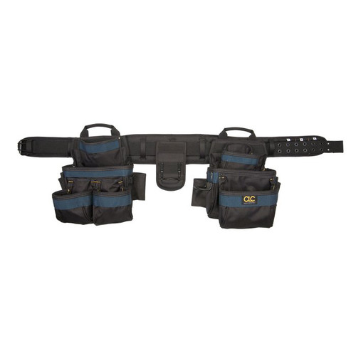 CLC 2605 4-Piece 20-Pocket Framer's Ballistic Combo Tool Belt by Custom Leathercraft