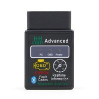 OBD2 Auto Diagnostic Scanner Bluetooth Scan Tool Adapter