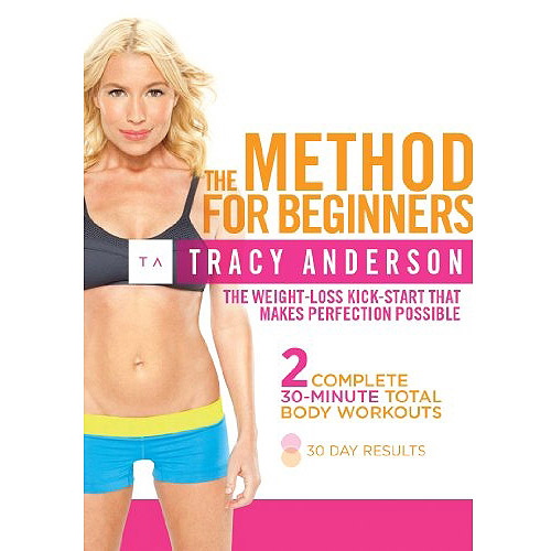 Tracy Anderson: The Method For Beginners - Intro Series
