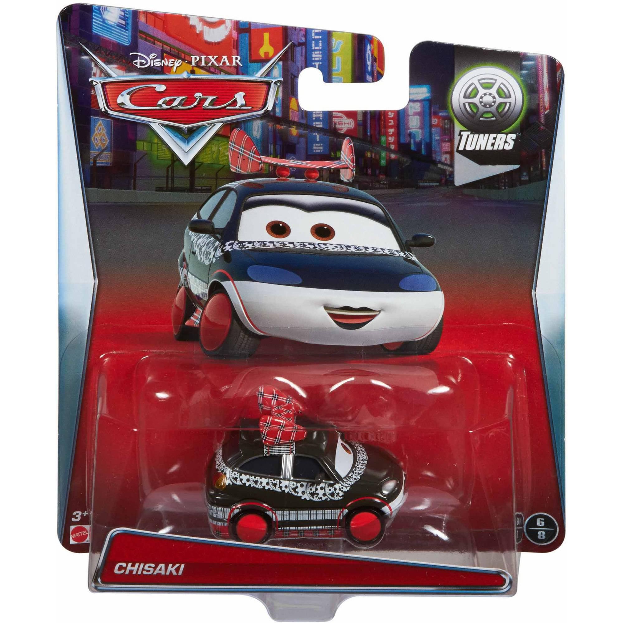 VOITURE DISNEY PIXAR CARS Chisaki